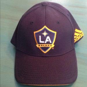 LA Galaxy hat